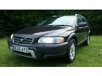 VOLVO XC70 2.4 D5 SE Lux AWD | SAT NAV | FULL LEATHER | CAMBELTED | 6M WARRANTY
