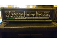 IMG Stag Line Speakers + McGregor BG100 amp