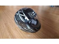 HJC CS-R1 Character Motorcycle Helmet, size Medium. Not used but been sitting around on a shelf.