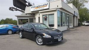 2010 Nissan Maxima S - LEATHER! SUNROOF! HEATED SEATS!