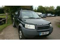 ++++QUICKSALE WANTED LAND ROVER FREELANDER JEEP DIESEL+++LONG MOT STARTS AND DRIVES GOOD++++