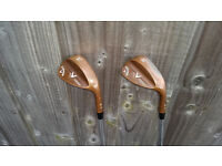 Callaway Forged Wedges Copper Finish