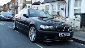 BMW330D MSPORT AUTOMATIC