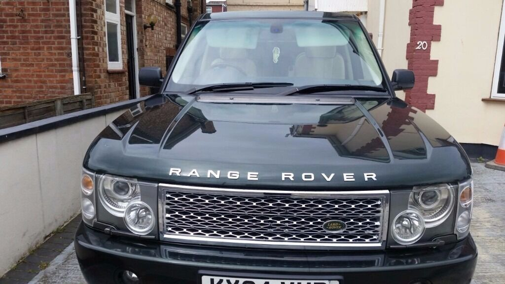 Reduced to clear range rover