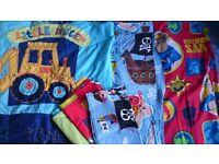 3 sets of boys cot bedding