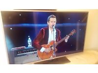 """LG 42"""" Smart WiFi Built In Full HD 1080p LED TV With Freeview HD (Model 42LB580V)!!!"""