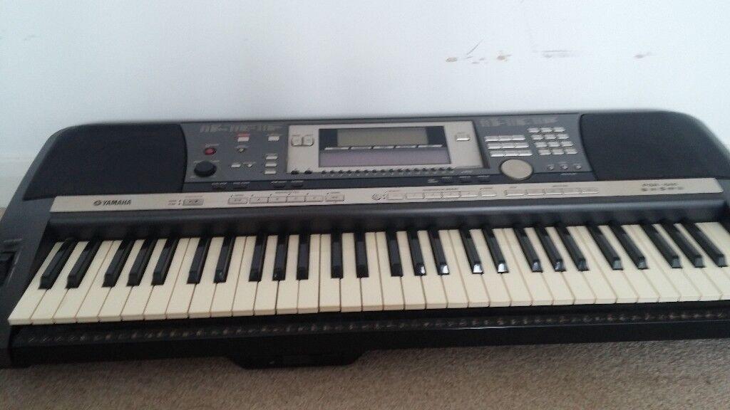 Yahama PSR - 640 Keyboard