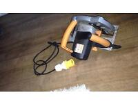110v Evolution Circular saw Used twice only
