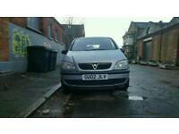 Vaxhall zafira 1.8 auto sell or swap