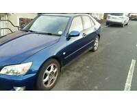 Lexus is 2000 sport