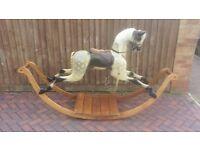 Handmade Vintage Rocking Horse