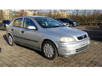 2004 Vauxhall Astra 1.4 i 16v Envoy 5dr with Service History & Long MOT until 23/11/2018