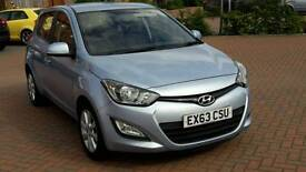 REDUCED for quick sale! 2013 Hyundai i20 1.2 Active 5 door - low mileage, fsh and long MoT