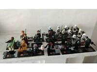Star Wars Minifigures like Lego - 24 Christmas Gift Toy