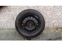 """15"""" spare wheel (4 stud)"""