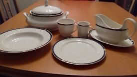 Royal Doulton Gainsborough Dinner service