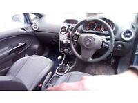 Vauxhall Corsa 1.2 design 2007 bargain!!!