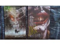 Batman Arkham Asylum & Joker.