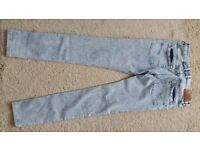 Girls Jeans Size 14 Years/Height 164cm. From NEXT