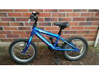 Ridgeback mx16 boys / childrens bike