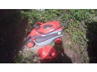Flymo compact 3400 lawnmower