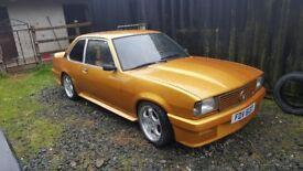 Opel Ascona 1979 2.0 CIH 5 Speed Getrag box
