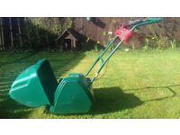 Qualcast 30 lawnmower