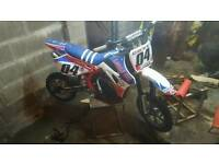 cobra 50 cc 2012 (not ktm pw)