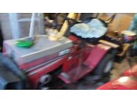 Lawnflite lawn tractor-mower for sale