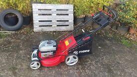 Powerdrive lawnmower briggs and straton engine