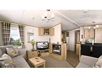 static caravan for sale in Northumberland