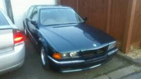 Bmw 730 3.0 petrol 1995 reg breaking for parts