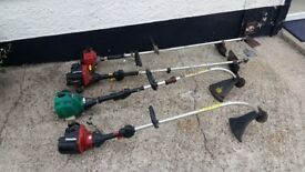 4 Strimmers