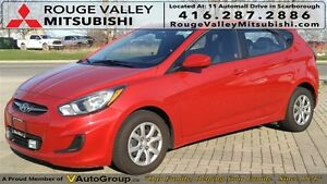 2013 Hyundai Accent GLS - ONLY 71,000 KM!!!$45+tax weekly