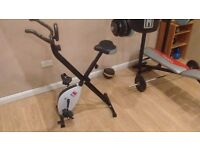 Exercise bike in superb condition. F4H(Fitness for home)Get fit for summer.