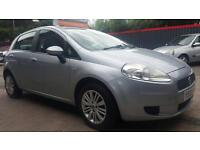 Fiat punto 1.2 5door, full service history, immaculate inside And out!!