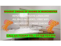 Large Superior Double Room ,Fully Furnished, Lovely House Close to Little Hulton, Farnworth, Bolton