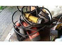 Hilti WSC-55 110V circular saw
