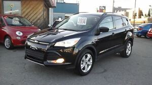 2014 Ford Escape SE  4X4   2.0  Ecoboost