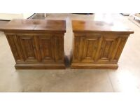 Vintage DREXEL Cabinets/chest/quality made,can deliver