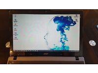 Acer Aspire 5349 Laptop -DualCore Intel Core i3-2330M, 2200 MHz,500GB HDD, 8GB RAM, Win 10