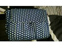 Babystart Changing Bag Navy Blue