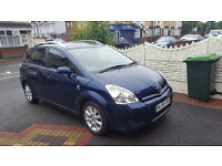 Toyota Corolla Verso 2.0 Diesel T Spirit 7 Seater Full Service History 13 Stamps DVD player Top Spec