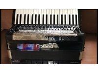 Accordion Roland FR8X