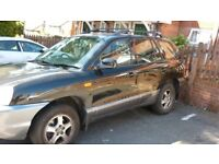 Good Condition Diesel Santa Fe last 2 owners have been woman...