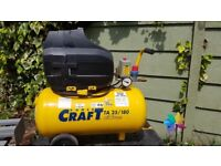Air Compressor : Power Craft