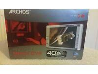 ARCHOS AV700 DIGITAL PVR 40 GB PORTABLE Tablet