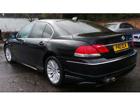 2006 56 BMW 730D SE AUTO DIESEL BLACK FULL BODYKIT LOOKS STUNNING (CHEAPER PART EX WELCOME)