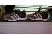 Mens size 6 adidas trainers