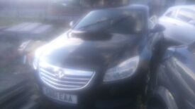 Vauxhall Insignia 1.8 Mot'd for one full year. Nice condition, drives well. £1250
